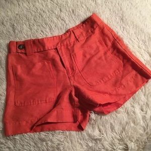 Anthropologie daughters of the liberation Shorts 0
